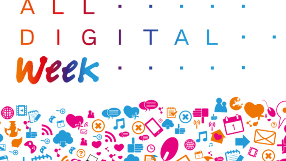 All Digital Week: 19-25 mars