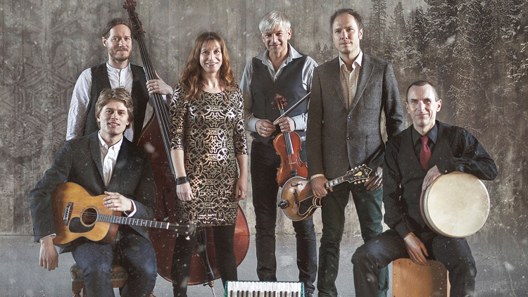 Celtic Christmas – En julkonsert med West of Eden